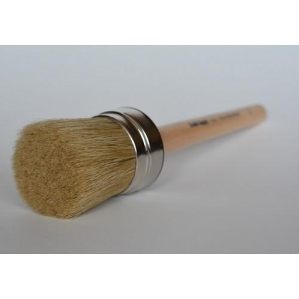 Round Waxing Brush