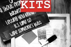 DIY Sign Kit Video