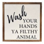 DIY KIT - Bathroom Sign Options