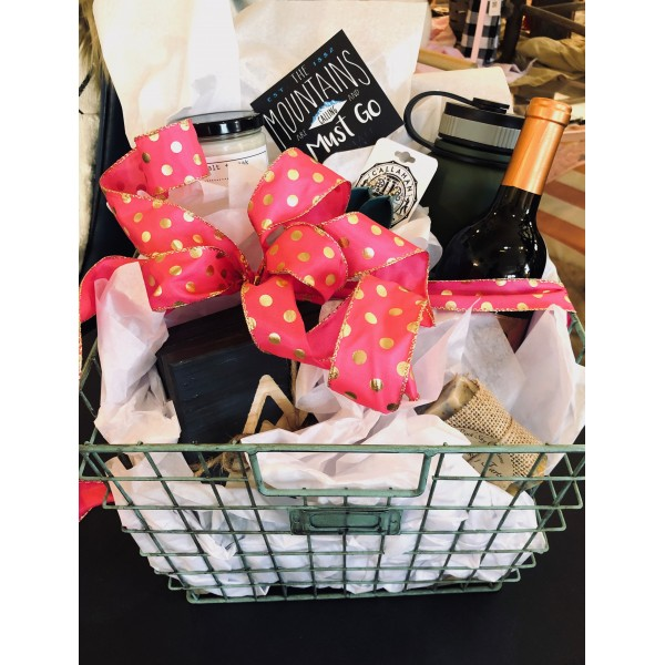Custom Basket Creations