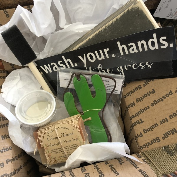 Quarantine Wash Kit