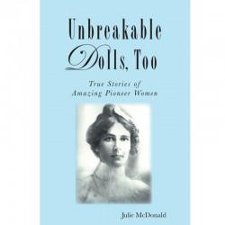 Unbreakable Dolls 2 - Flagstaff Author