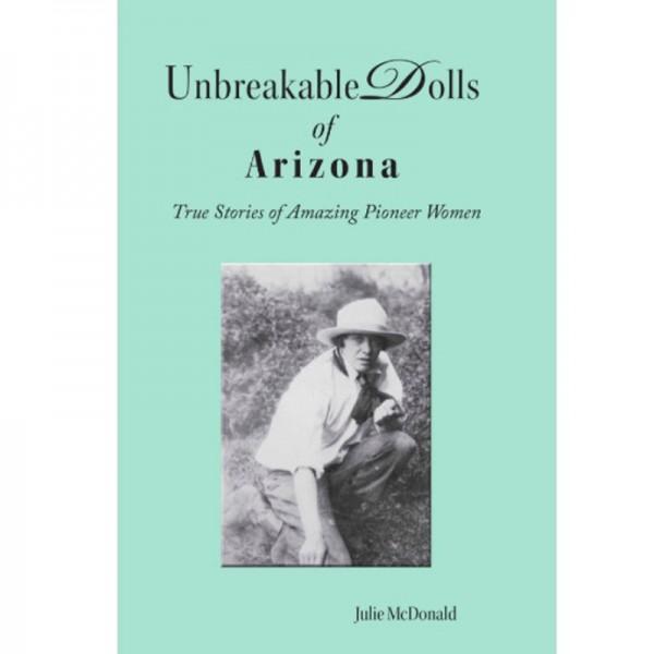 Unbreakable Dolls 3 - Flagstaff Author