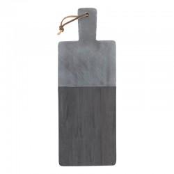 Marble + Wood Board
