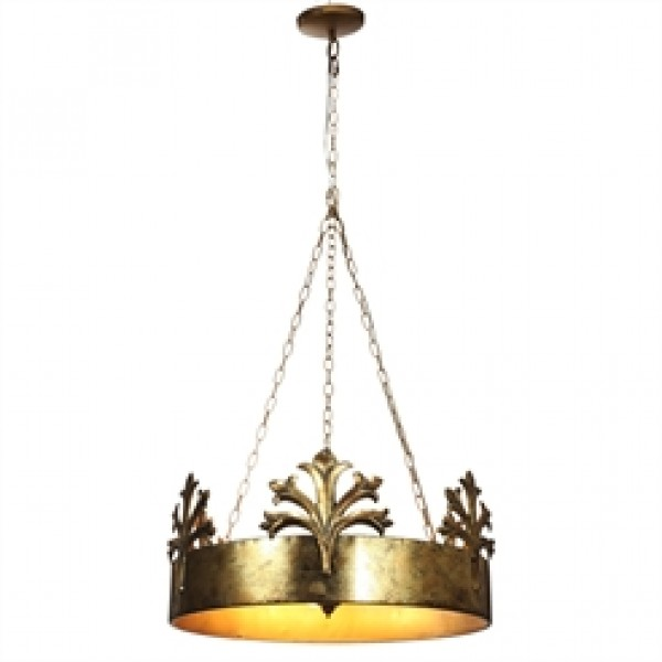 Vintage-style Ornate Chandelier
