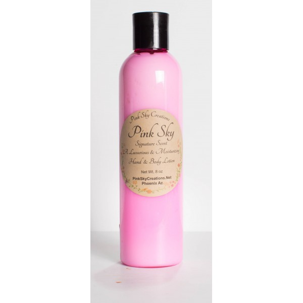 Pink Sky Lotion
