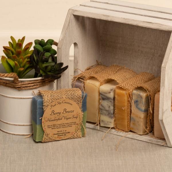 Berry Breeze Vegan Soap