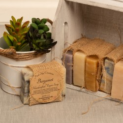 Bergamot Vegan Soap