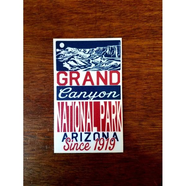 Sticker - Grand Canyon Np.