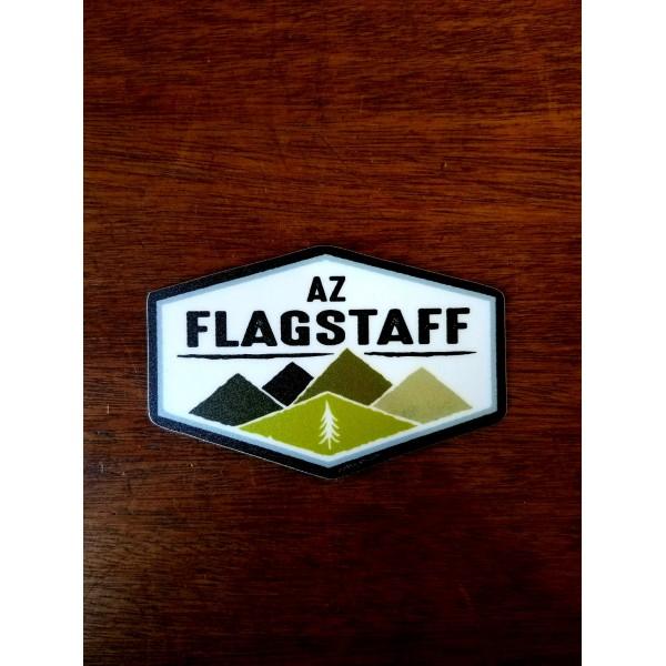Sticker - Flagstaff Peaks