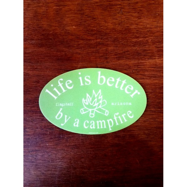 Sticker - Life Is Better