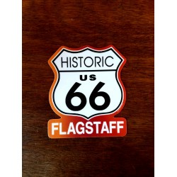 Sticker - Route 66 Flagstaff