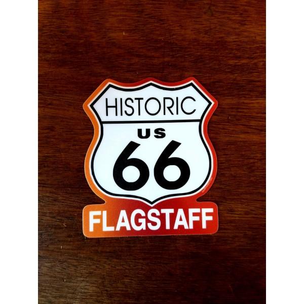 Sticker - Route 66 Flagstaff
