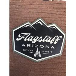 Sticker - Classy Flagstaff